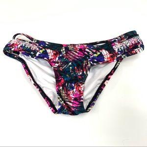 PINK Victorias Secret Size Small Bikini Bottoms